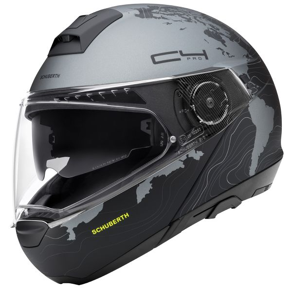 Casque Modulable Schuberth C4 Pro Women Magnitudo Black