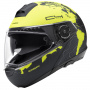 Casque Modulable Schuberth C4 Pro Women Magnitudo Yellow
