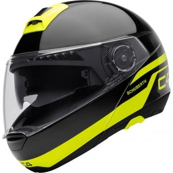 Casque Modulable Schuberth C4 Pulse Black