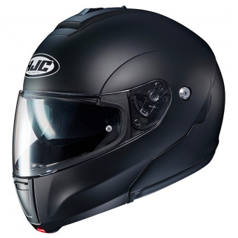 Casque Modulable HJC C90 Semi Flat Black