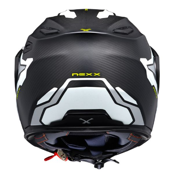 Nexx X.Vilijord Carbon Light Nomad White Matt