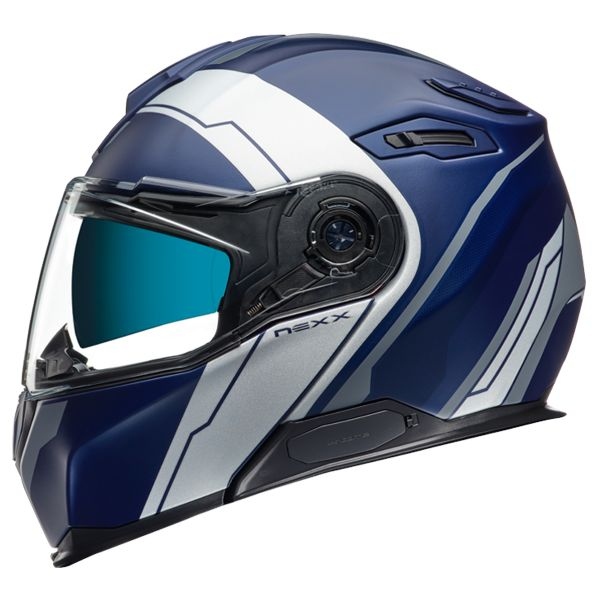 Casque Modulable Nexx X.Vilitur Meridian Blue Grey Matt