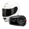 Pack EXO 3000 Air Blanc + Kit Bluetooth Sena 5S Solo