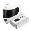 Pack EXO 3000 Air Blanc + Kit Bluetooth Sena SMH5