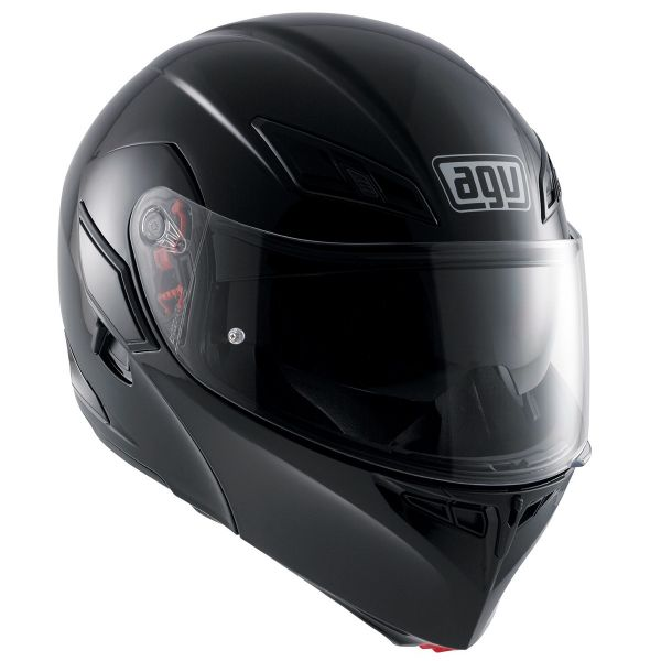 Casque Modulable AGV Compact ST Black