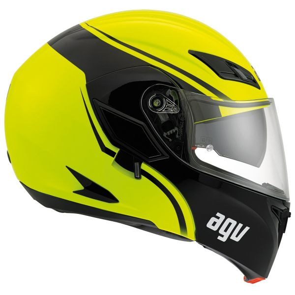 AGV Compact ST Course Yellow