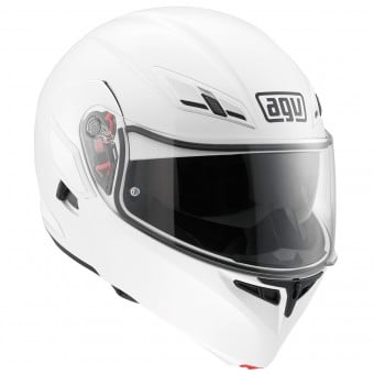 Casque Modulable AGV Compact ST White