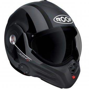 Casque Modulable Roof Desmo Ram Matt Titan Black 3e Generation