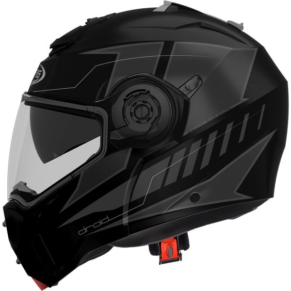 Casque Modulable Caberg Droid Blaze Matt Black Anthracite
