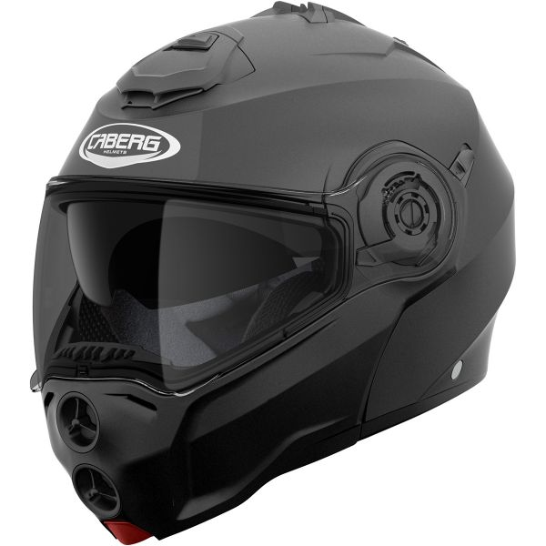Casque Modulable Caberg Droid Matt Black