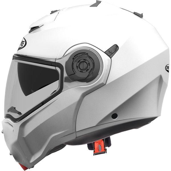 Caberg Droid White Metal