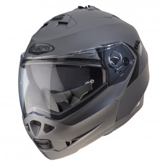 Casque Modulable Caberg Duke II Gun Metal Matt