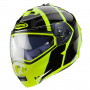 Casque Modulable Caberg Duke II Impact Yellow Fluo Black