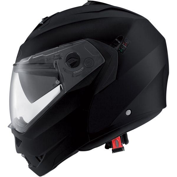 Caberg Duke II Matt Black + Kit Bluetooth Sena SMH5 Solo