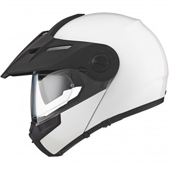 Casque Modulable Schuberth E1 Glossy White