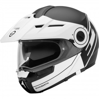 Casque Modulable Schuberth E1 Radiant White