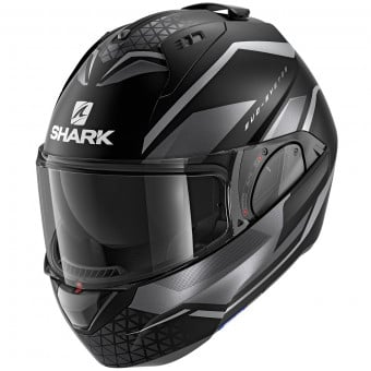 Casque Modulable Shark Evo-Es Yari Mat KAA