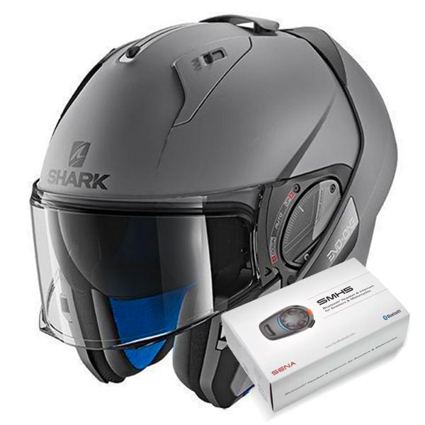 acheter casque motard bluetooth pour 2
