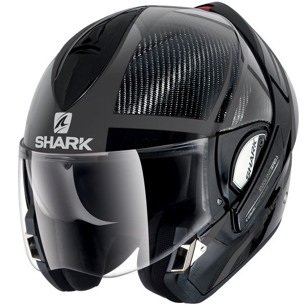casque shark evoline pro carbon dakfor dual touch das au meilleur prix. Black Bedroom Furniture Sets. Home Design Ideas