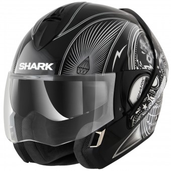 Casque Modulable Shark Evoline Serie 3 Mezcal Chrome KUK