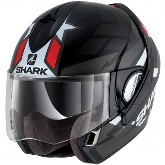 Casque Modulable Shark Evoline Serie 3 Strelka Mat KAR