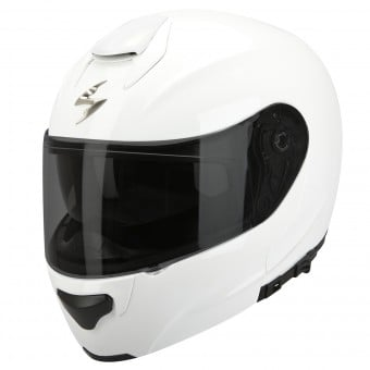 Casque Modulable Scorpion EXO 3000 Air Blanc