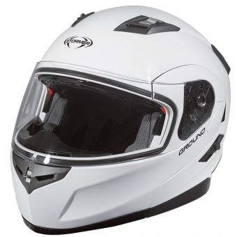 Casque Modulable Stormer Ground Blanc