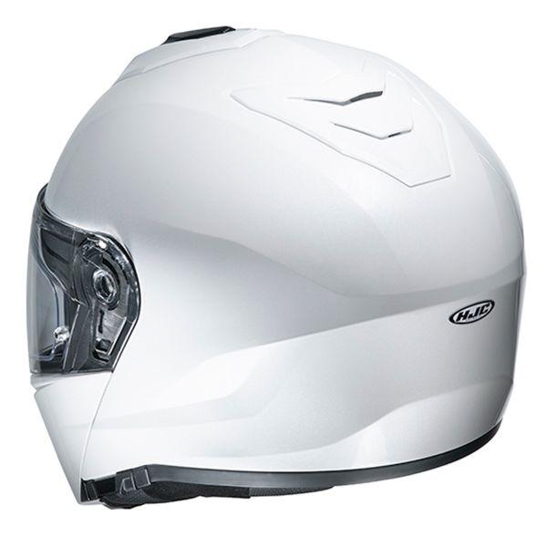HJC I90 White
