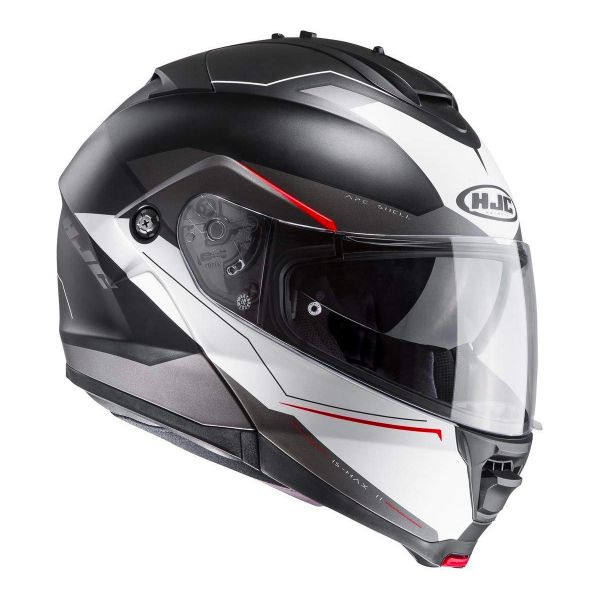 Casque Modulable HJC IS-MAX II Magma MC1SF