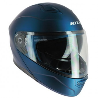 Casque Modulable IOTA MP10 Bleu Mat