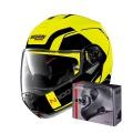 Pack N100 5 Consistency N-Com Led Yellow 26 + Kit Bluetooth B901 R