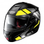 Casque Modulable Nolan N90 2 Euclid N-Com Flat Black Yellow 27