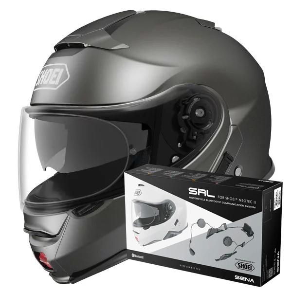 bluetooth pour casque shoei neotec 2 modulable