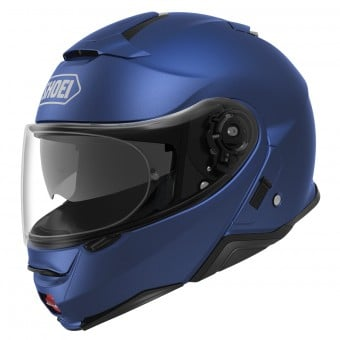 Casque Modulable Shoei Neotec II Matt Blue Metal