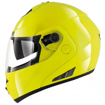 Casque Modulable Shark Openline Prime Hi-Vis YKY