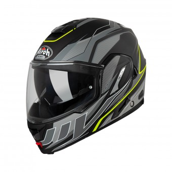 Casque Modulable Airoh Rev 19 Revolution Anthracite Mat