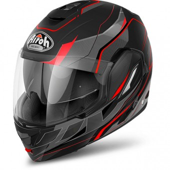 Casque Modulable Airoh Rev Revolution Black Matt
