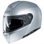 Casque Modulable HJC RPHA 90 S Semi Flat Silver
