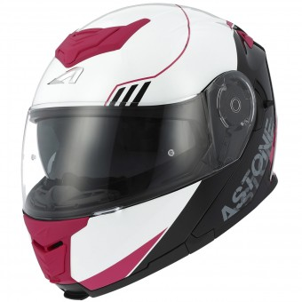 Casque Modulable Astone RT 1200 Upline Pink Grey