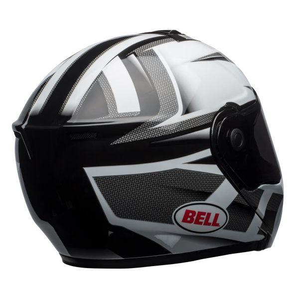 Bell Srt Modular Predator White Black
