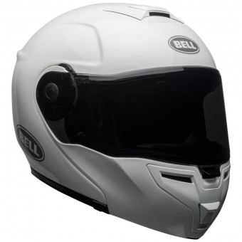 Casque Modulable Bell Srt Modular Solid White