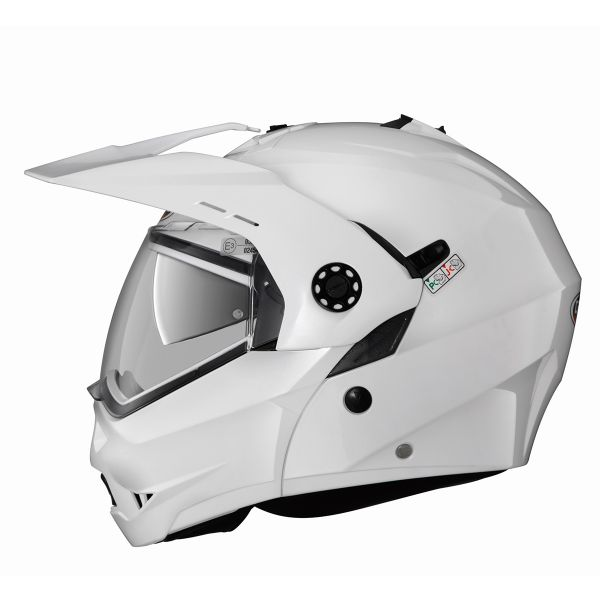 Casque Modulable Caberg Tourmax White