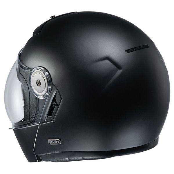 HJC V90 Semi Flat Black