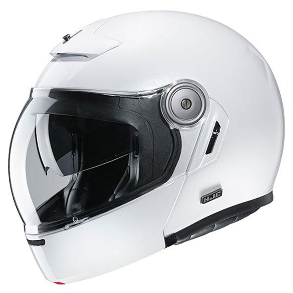 Casque Modulable HJC V90 White