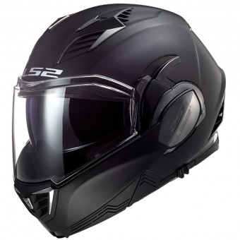 Casque Modulable LS2 Valiant II Matt Black FF900