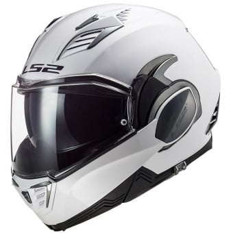 Casque Modulable LS2 Valiant II White FF900