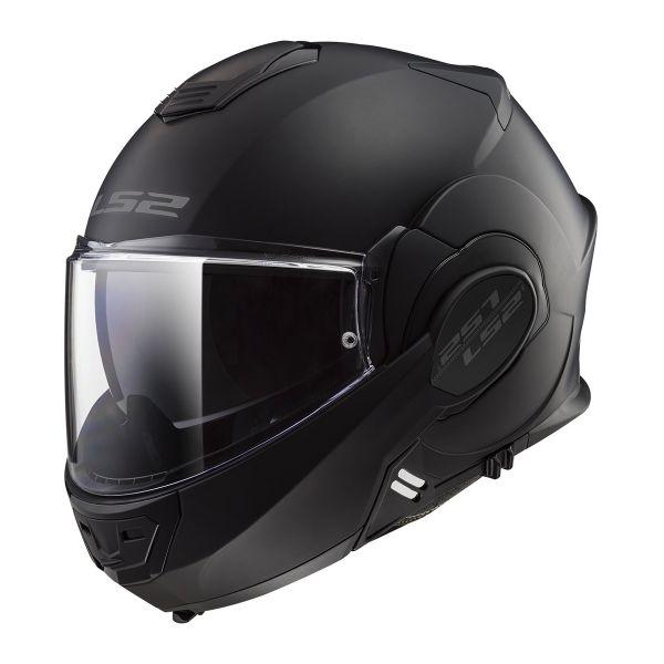 Casque Modulable LS2 Valiant Limited Black S Matt Black FF399