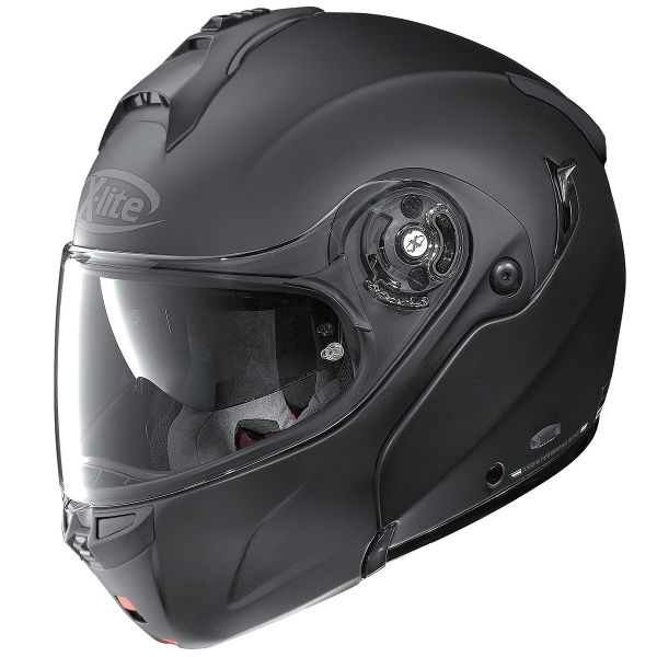 Casque Modulable X-lite X-1004 Elegance N-Com Flat Black 4