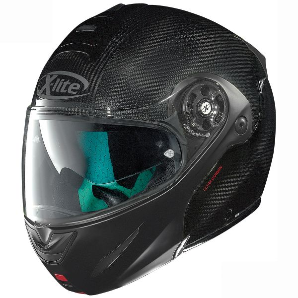 Casque Modulable X-lite X1003 Ultra Carbon Dyad Flat Black 1