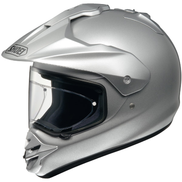 Casque Cross Shoei Hornet DS Gris Clair
